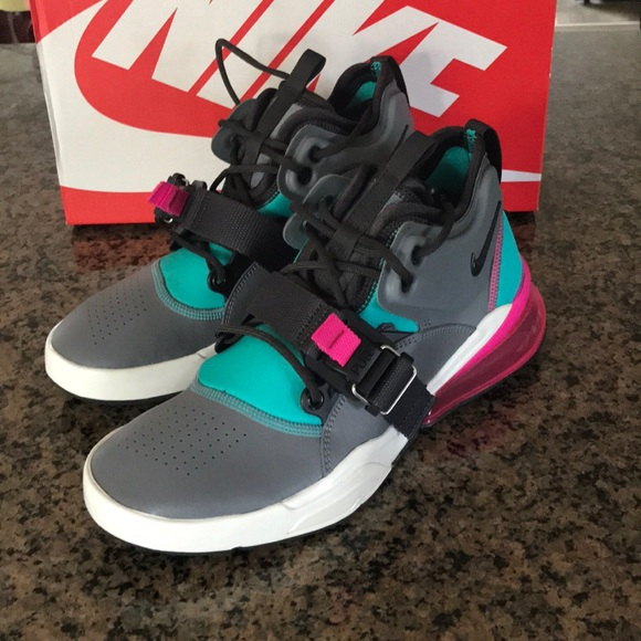 Nike Other - Nike Air Force 270 gs 7y air max